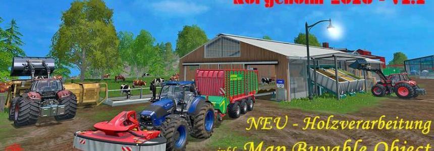 Norge Holm v1.1 SoilMod & GMK-Mod & MBO