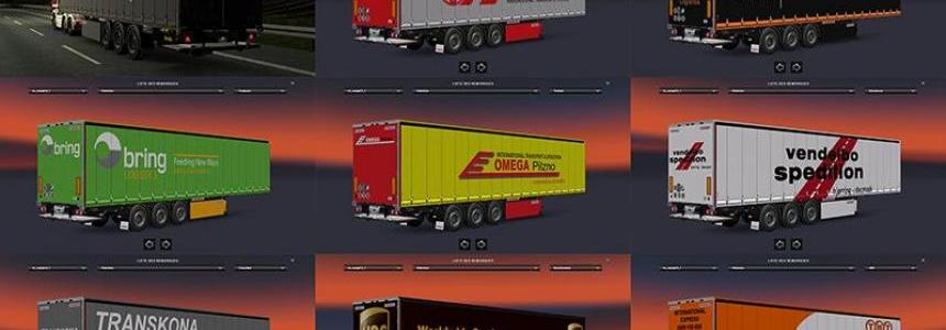 Pack Fruehauf MaxiSpeed V2
