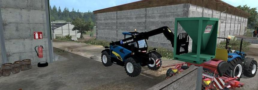 Pack New Holland (T4.75+LM 9.35) v1.0