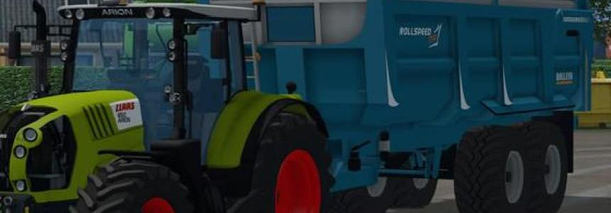 Pack Rolland RollSpeed v1.0