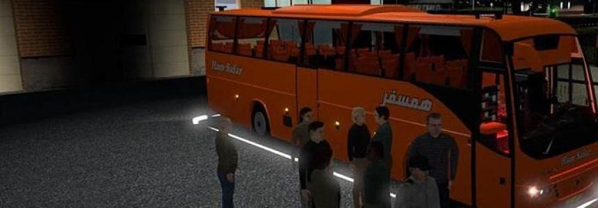 Passenger Mod v1.2