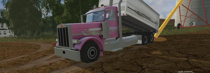 Peterbilt 379 Grain Truck V1.0