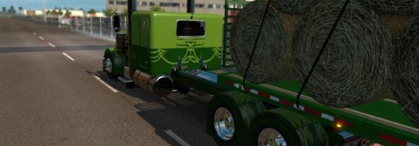 Peterbilt 389 custom paint Skin