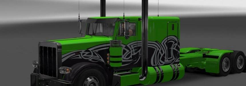 Peterbilt 389 Road Hog Skin 1.22