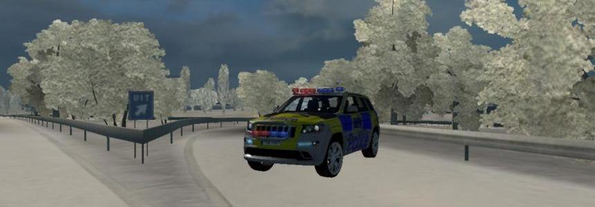 Police Jeep (UK) 1.22.x