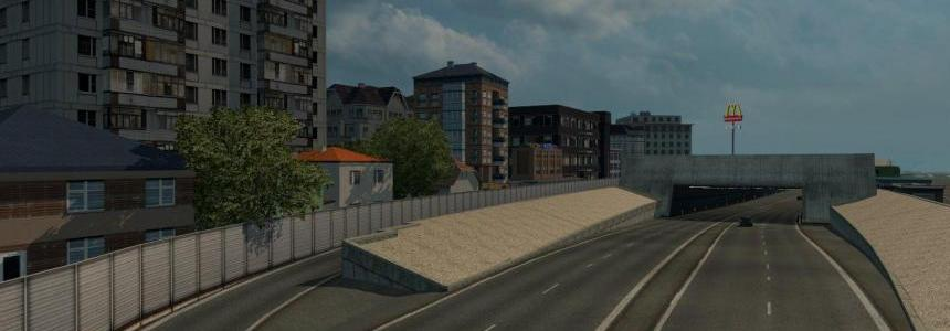 Project Balkans 1.02: ProMods addon for 1.22.x