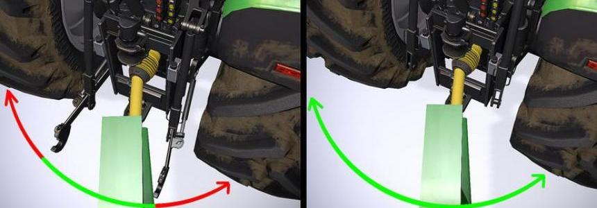 Raise rear hydraulics v2.0