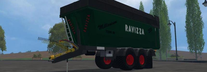 Ravizza millenium v fendt v2