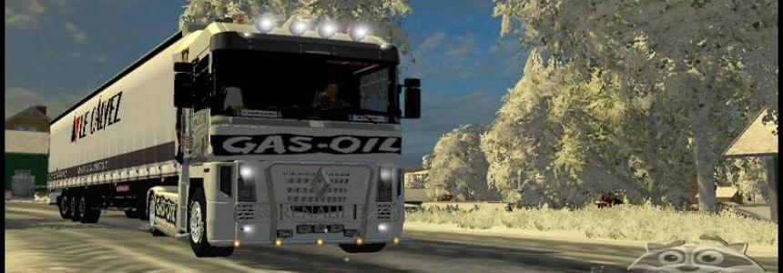 Renault Magnum GAZOIL tfsgroup