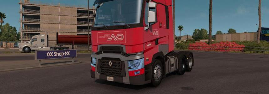 Renault T 0.9.1.3