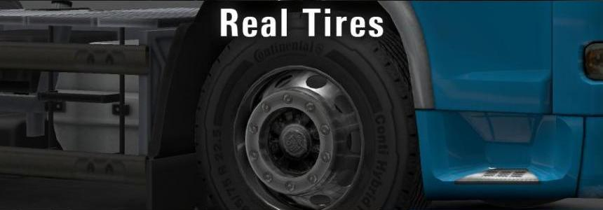 RokMods Real Tires 1.22.x