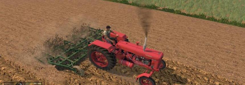Romanian Cultivator 4.2m v1.0
