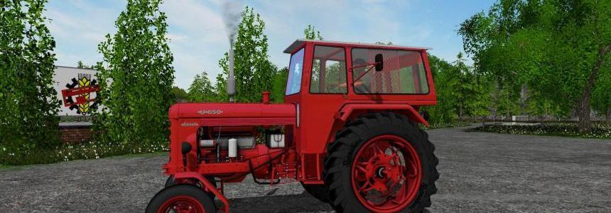 Romanian Old Tractor UTB 650 v1.1