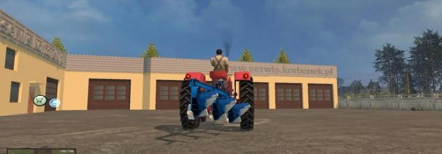 Romanian plough PP3 v1.0