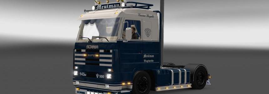 Scania 143M Meulman 1.22.x