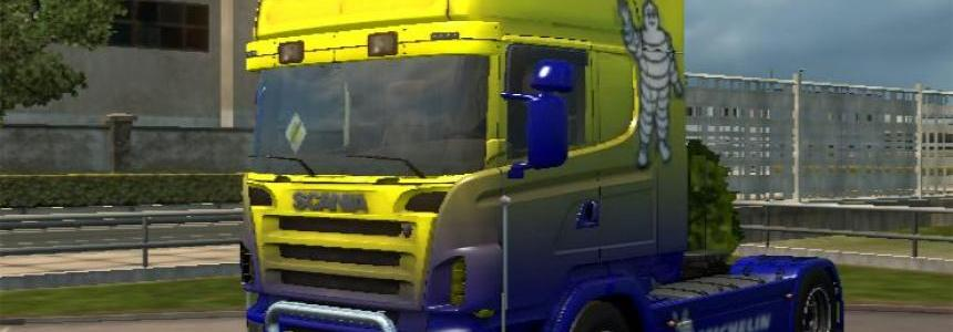 Scania 50k Michelin Skin 1.22