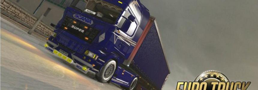 Scania Argman + Trailer v1.0