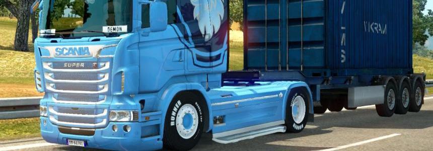 Scania MP Trans v1.0
