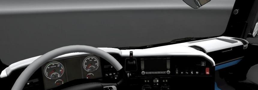 Scania Interior 1.22