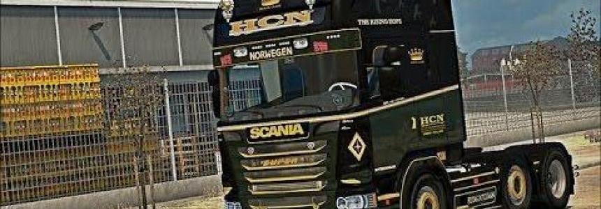 Scania R500 Streamline 1.22.x