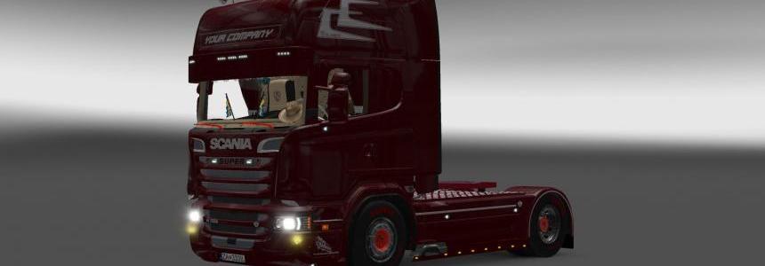 Scania R555 1.22.x