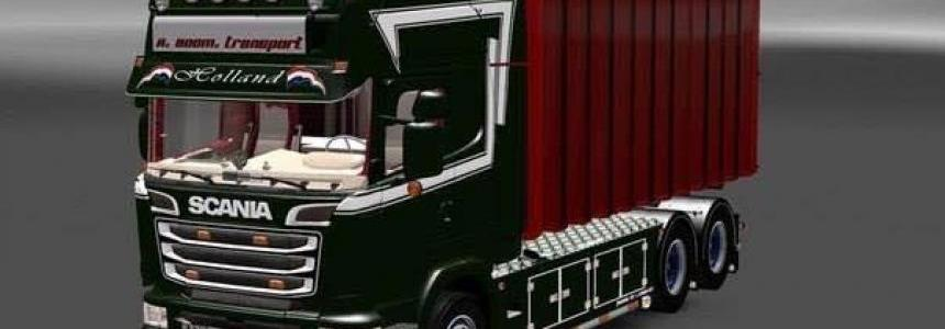 Scania R730 A.A.V.D Holland style