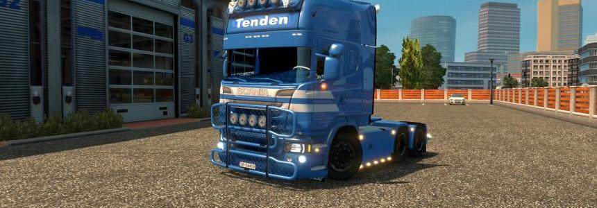 Scania R730 V8 Tenden 1.22