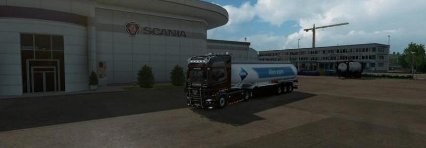 Scania RS v1.0