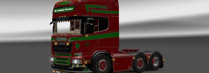 Scania Streamline R620 RLS 1.22