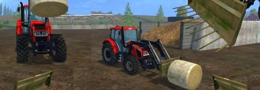 Shovel Stolll - blocking bale v1