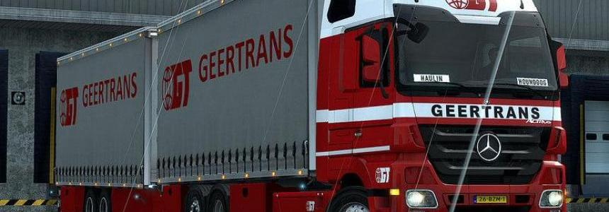 Skin Pack H.Essers Geertrans Steukers For Tandem 1.22
