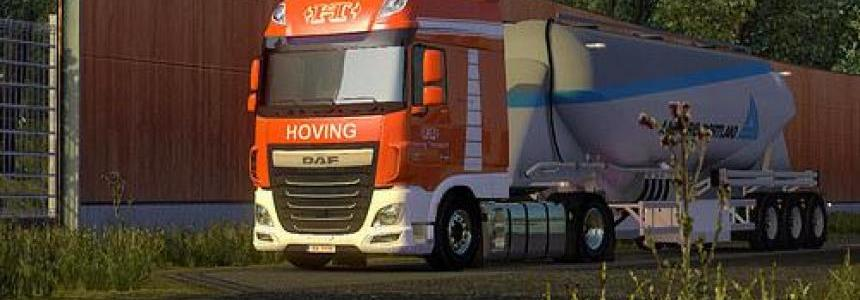 Skin Pack Hoving Transport 1.22.x