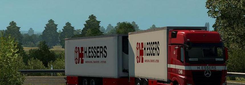 Skin Pack NIJS-H.Essers For BDF 1.22