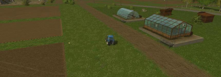 Sosnovka save game fs15 v1.1