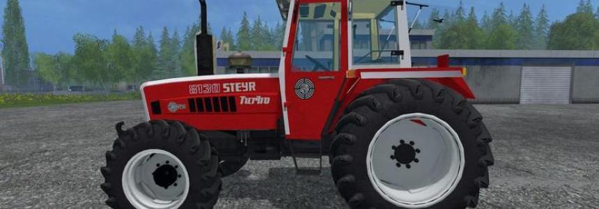 Steyr 8130A Turbo SK1 v1.0