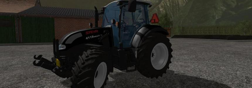 Steyr4115 black beauty v1.0