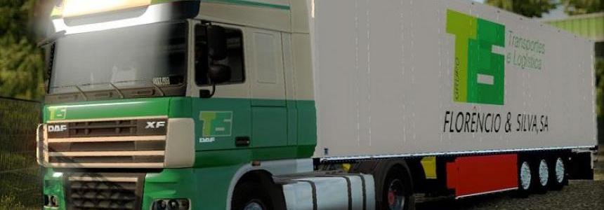 TFS Transportes Florencio e Silva – Combo Pack