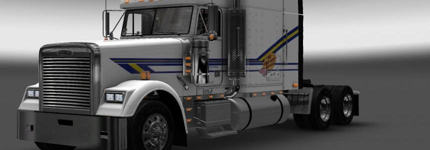 The Porkchop Express Freightliner Classic reworked V1.6