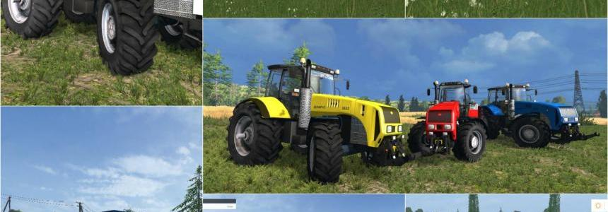 Tractors Pack v1 (Break Engine)