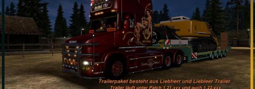 Trailer Pack Liebherr and Liebherr empty 1.22.x