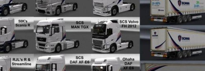 Transport Laboratory Skin Pack 1.22