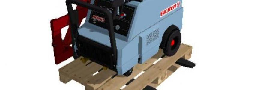 Transportable Eicher Pressure Washer v1.0