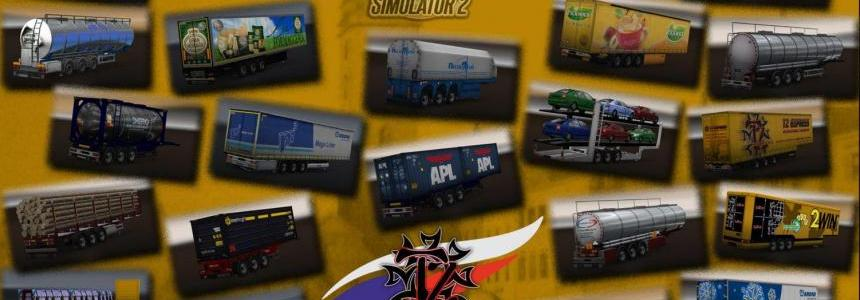 TZ Trailers Pack 1.22