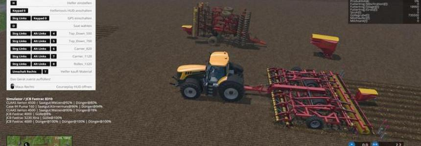 Vaderstad Soil Mod Set v5.0