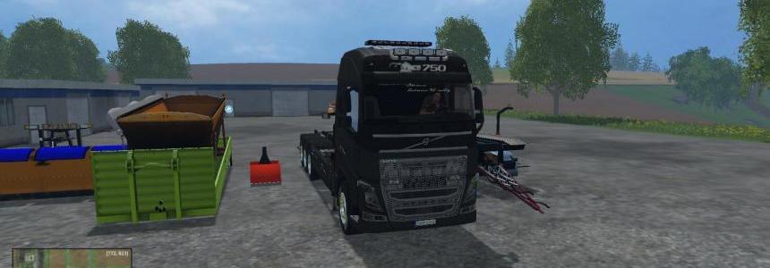 Volvo 750 Mod Pack v1.0