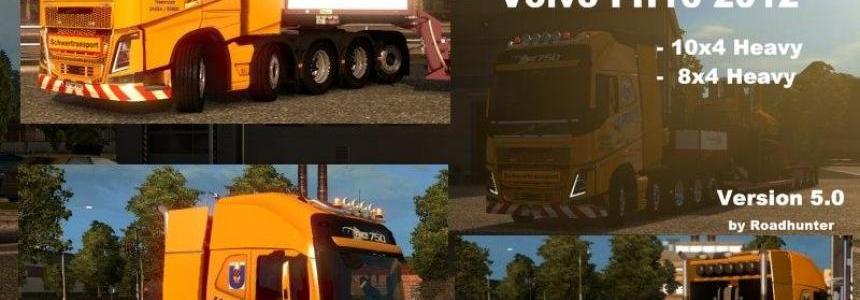 Volvo FH 16 2012 v5.0