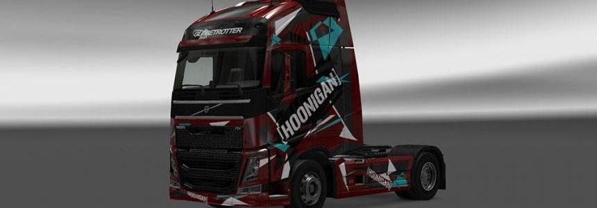 Volvo FH 2012 Hoonigan Skin