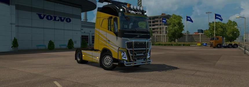 Volvo FH540 2013 v4.2 1.22.x