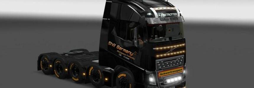 Volvo Skin ShR Germany v1.0 Beta