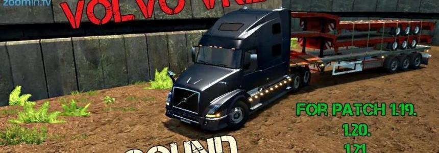 Volvo VNL 780 v1.2